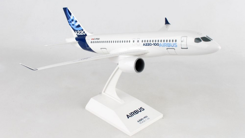 Skymarks Airbus House Colors A220-100 1:100 (SKR957)