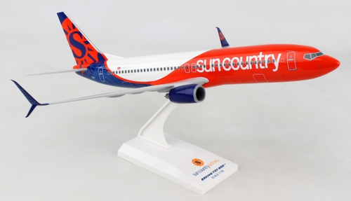 Skymarks Sun Country 737-800 1/130 (SKR1006)