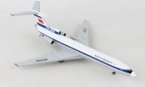Herpa 1:200 Aeroflot TU-154B-2 (559812)