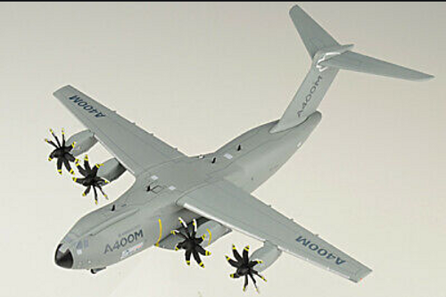 """Herpa 1:200 Airbus Defence & Space A400M Atlas """"Grizzly 4"""" (556736)"""