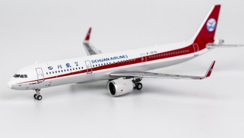 NG 1:400 Sichuan Airlines A321neo B-307D