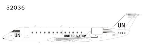 NG 1:200 United Nations CRJ-200LR C-FXLH