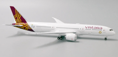 JC Wings 1:400 Vistara 787-9 Dreamliner