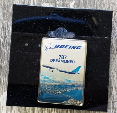 Lapel pin - Boeing 787 Endeavor Pin