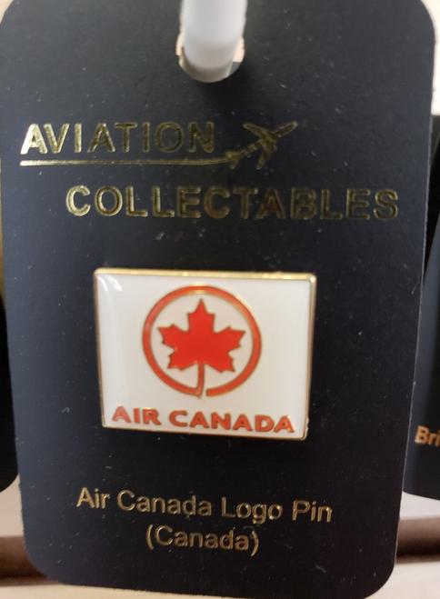 Lapel pin - Air Canada logo