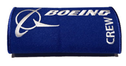 Boeing Embroidered Handle Wrap