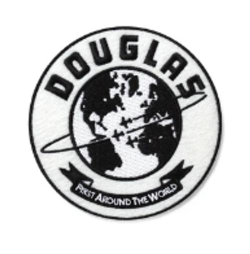 Boeing Heritage Douglas Iron Patch