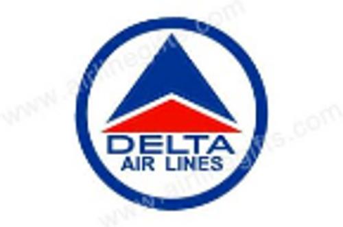 Delta Logo Iron Patch