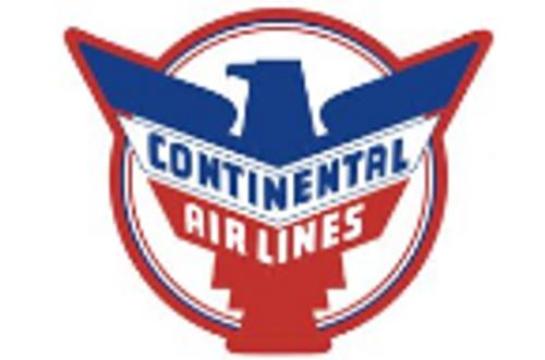Continental Retro Iron Patch