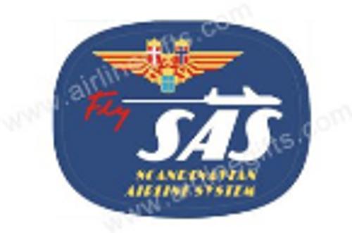 SAS Retro Motif Iron Patch