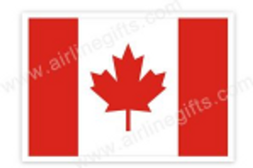 Canada Flag Iron Patch