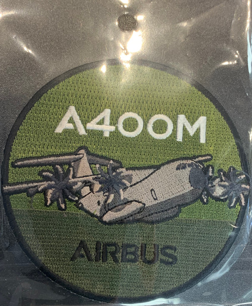 Airbus A400M Iron Patch