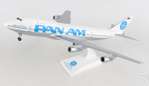 Skymarks 1:200 Pan Am 747-100 w/gear