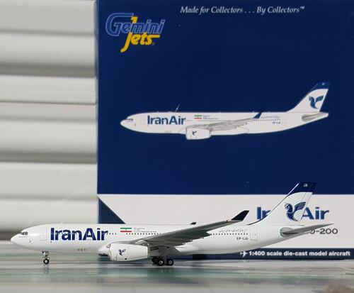 Gemini 1:400 Iran Air Airbus A330-200 (New Livery)