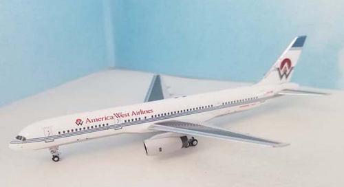Aeroclassics 1:400 America West Airlines 757-200 (N901AW)