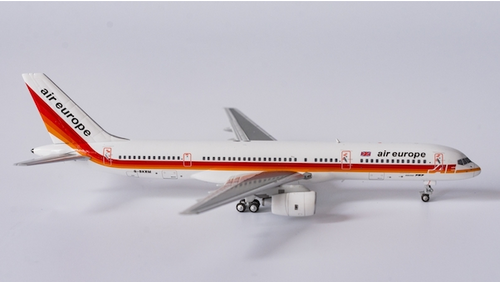 NG Models 1:400 Air Europe 757-200 G-BKRM