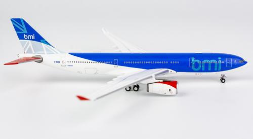 NG Models 1:400 BMI A330-200 G-WWBB