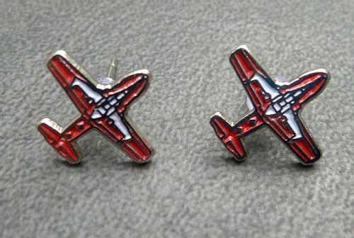 Earrings -  Snowbirds Silver-Tone