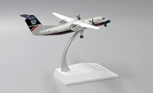 JC Wings 1:200 British Airways Dash 8-Q300 G-BRYI