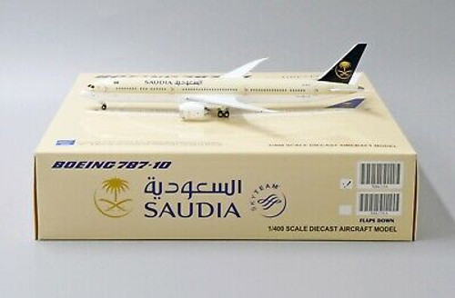 JCWings 1:400 Saudia (Saudi Arabian) 787-10 HZ-AR24