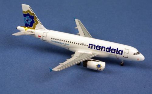 Aeroclassics 1:400 Mandala A319