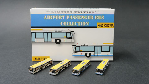 Hong Kong International Buses 1/400 Scale