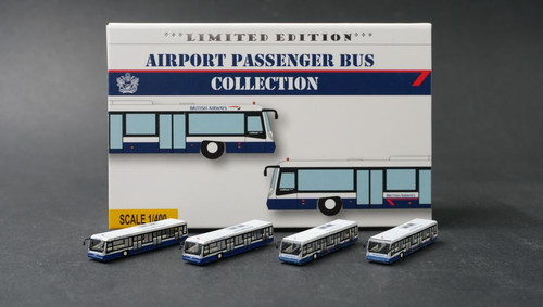 1/400 Scale Buses: British Airways