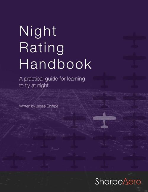 SharpeAero Night Rating Handbook