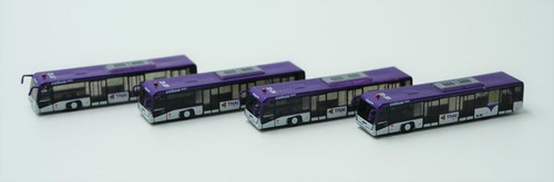 Fantasy Wings Thai Airways Buses