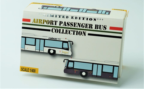 Fantasy Wings Etihad Bus Set