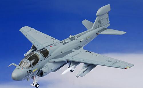 """Herpa 1:200 EA-6B US Navy """"Shadowhawk"""""""