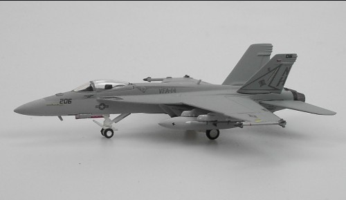 "Hogan 1:200 F/A-18F US Navy ""VFA-14, Tophatters"""