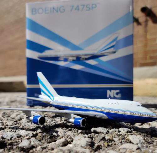 NG Models 1:400 Las Vegas Sands 747SP VP-BLK