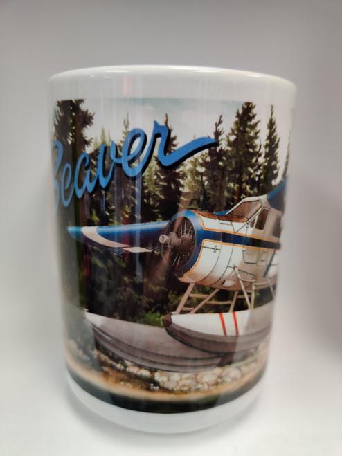 Beaver Ceramic Mug