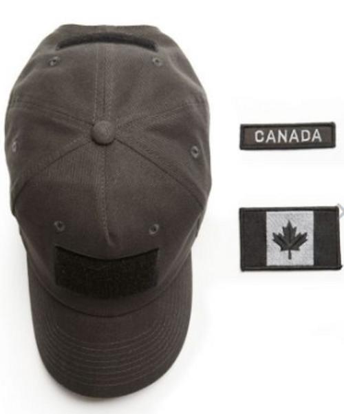 Canadian Patch Flag Cap