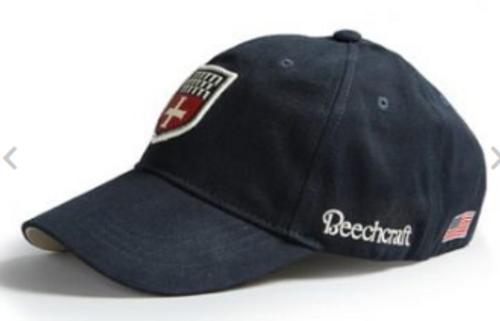 Beechcraft Logo Cap