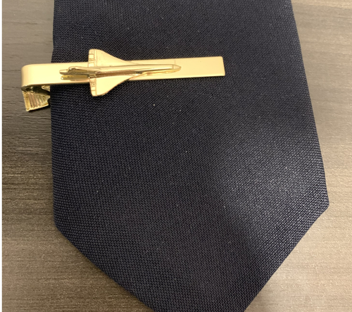 Gold Concorde Tie Bar