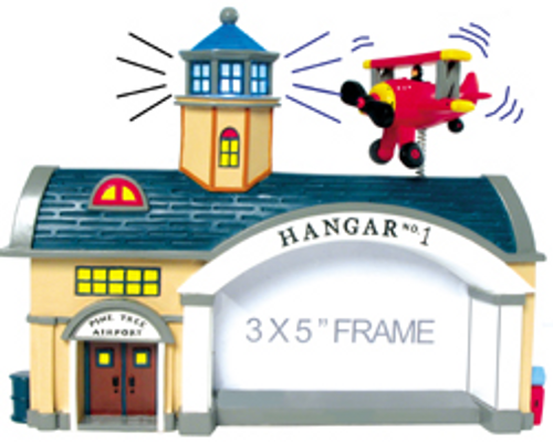 Hangar Picture Frame