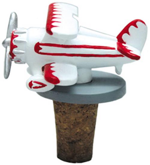 Bi-Plane Wine Bottle Stopper