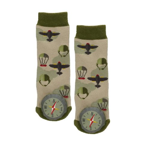 Baby Compass Socks