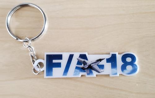 Boeing F/A-18 Sky Keychain