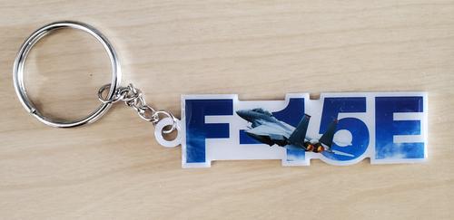 Boeing F-15 Sky Keychain