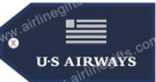 US Airways Luggage Tag