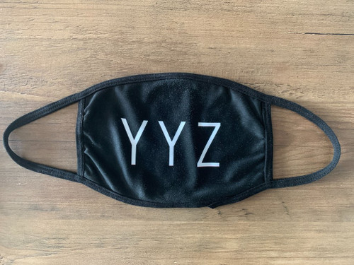 YYZ Reusable Fabric Mask