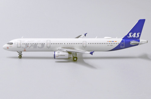 JCWings 1:400 Scandinavian Airlines SAS A321-200 OY-KBH New Livery