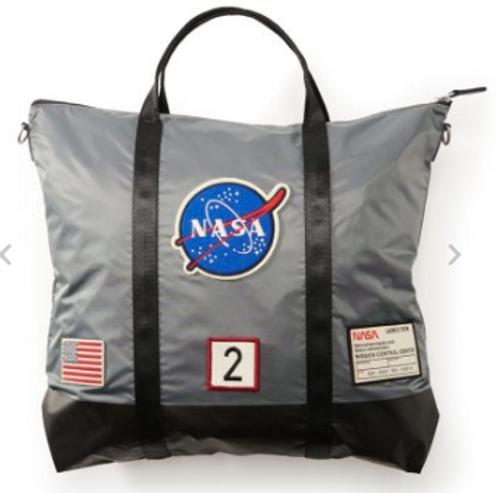 NASA Helmet Bag (Grey)