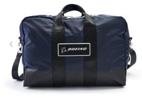 Boeing Navy Duffle Kit Bag