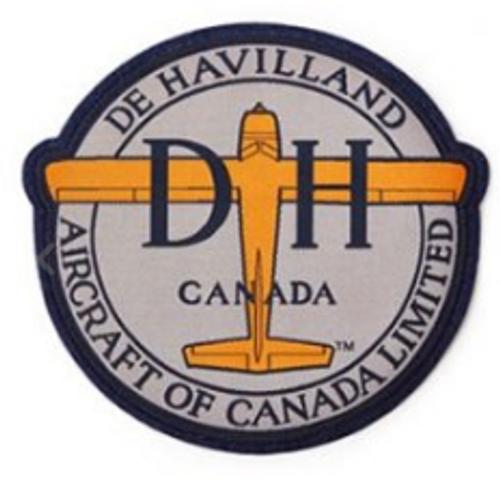 De Havilland Patch (Large)