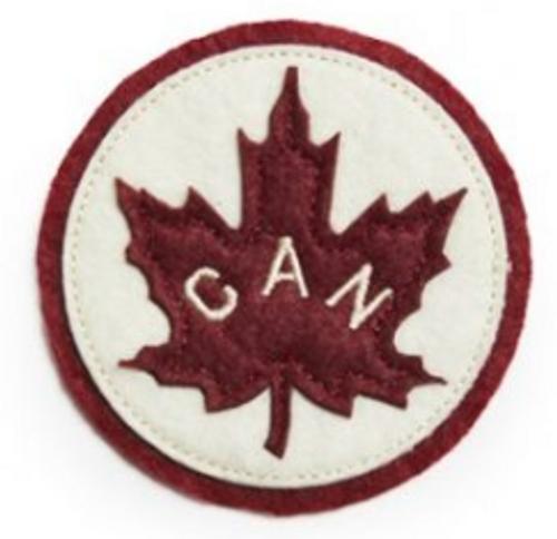 Canada Field Patch