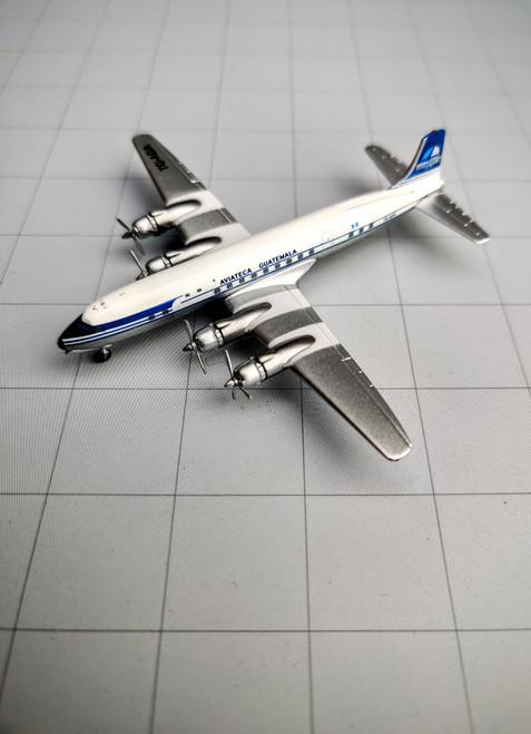 Aeroclassics Aviateca Guatemala DC-6 ( TG-ADA)
